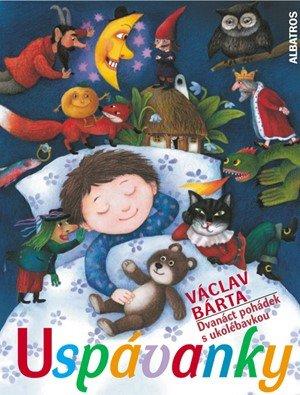 Václav Bárta, Vít Fiala, Miloš Krkoška: Uspávanky + CD