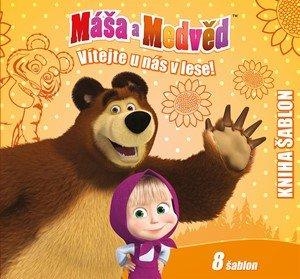 autora nemá: Máša a medvěd Vítejte u nás v lese