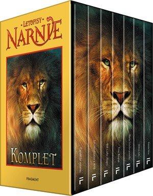 C. S. Lewis: NARNIE – komplet 1.-7.díl – box