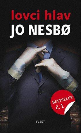 Jo Nesbo: Lovci hlav (paperback)