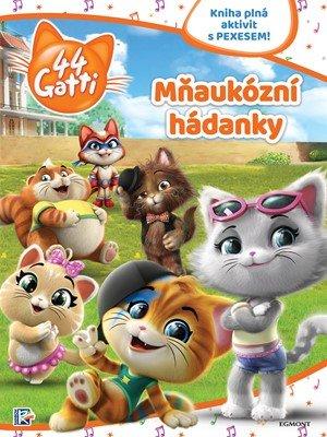 kolektiv: 44 koček - Mňaukózní hádanky