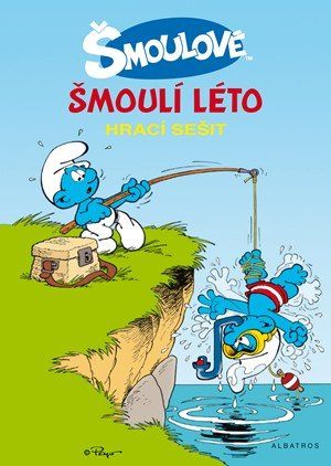 Peyo: Šmoulí léto - hrací knížka