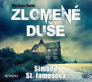 Simone St. Jamesová: Zlomené duše (audiokniha)