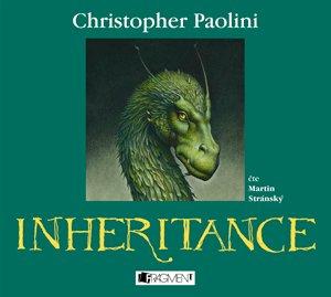 Christopher Paolini: Inheritance (audiokniha)