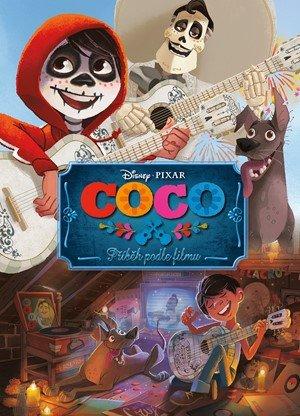 autora nemá: Coco - Příběh podle filmu