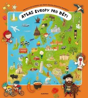 Oldřich Růžička, Tomáš Tůma: Atlas Evropy pro děti