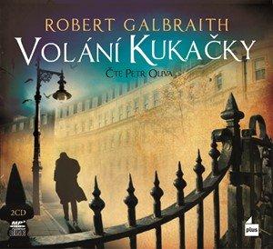 Robert Galbraith (pseudonym J. K. Rowlingové): Volání kukačky (audiokniha)