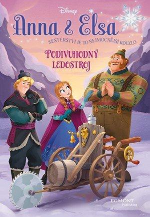 Walt Disney: Anna a Elsa - Podivuhodný ledostroj