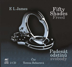 E L James: Fifty Shades Freed: Padesát odstínů svobody (audiokniha)