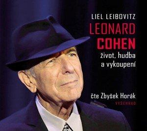 Liel Leibovitz: Leonard Cohen. Život, hudba a vykoupení (audiokniha)