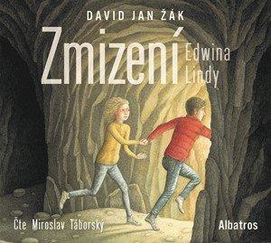 David Jan Žák: Zmizení Edwina Lindy (audiokniha pro děti)