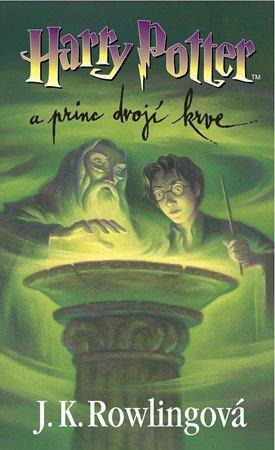 J. K. Rowlingová: Harry Potter a princ dvojí krve