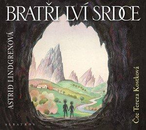 Astrid Lindgrenová: Bratři Lví srdce  (audiokniha pro děti)