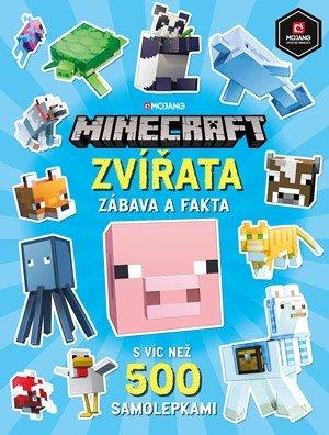 kolektiv: Minecraft - Zvířata - Zábava a fakta