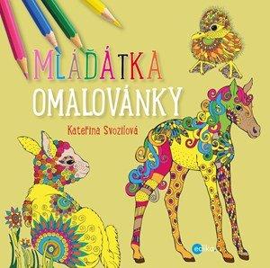 Kateřina Svozilová: Mláďátka - omalovánky