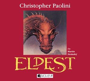Christopher Paolini: Eldest (audiokniha)