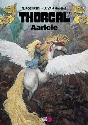 Jean Van Hamme: Thorgal - Aaricia