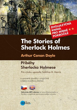 Arthur Conan Doyle, Sabrina D. Harris: Příběhy Sherlocka Holmese B1/B2