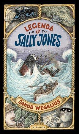 Jakob Wegelius: Legenda o Sally Jones