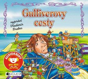 : Gulliverovy cesty (audiokniha pro děti)