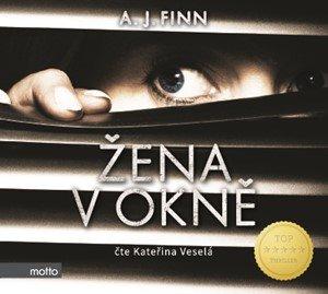 A. J. Finn: Žena v okně (audiokniha)