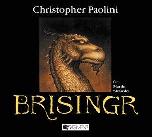 Christopher Paolini: Brisingr (audiokniha)