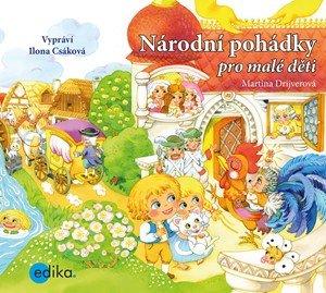 Martina Drijverová: Národní pohádky pro malé děti (audiokniha pro děti)