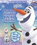 Walt Disney: Ledové království - Olafovo nejmilejší roční období - příběh se skládačkou