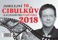 Aleš Cibulka: Cibulkův kalendář pro pamětníky 2018
