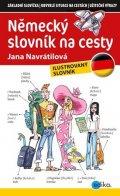 Jana Navrátilová: Německý slovník na cesty