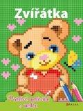 : Zvířátka - Pixelové malování s méďou