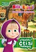 : Máša a medvěd - Kamarád z cirkusu - Filmový příběh - Vybarvuj, čti si, nale
