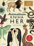 Jenny Broomová: Animalium - kniha her