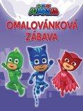 kolektiv: Pyžamasky - Omalovánková zábava