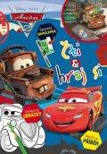 Pixar: Auta 2 - Čti a hraj si