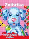 : Zvířátka - Pixelové malování s hafíkem