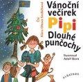 Astrid Lindgrenová: Vánoční večírek Pipi Dlouhé punčochy (audiokniha pro děti)