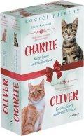 Sheila Norton: Kočičí příběhy: Oliver + Charlie – box