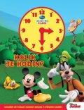 Walt Disney: Mickeyho klubík - Kolik je hodin? (kniha s hodinami)