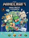 kolektiv: Minecraft - Kniha přežití v oceánech