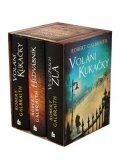 Robert Galbraith (pseudonym J. K. Rowlingové): Cormoran Strike BOX