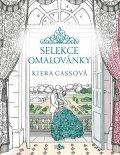 Kiera Cassová: Selekce - omalovánky