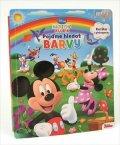 Walt Disney: Mickeyho klubík - Pojďme hledat barvy - Knížka s překvapením