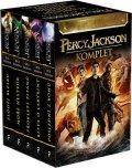 Rick Riordan: PERCY JACKSON - komplet 1.-5.díl - box