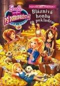 Mattel: Barbie - Sestřičky a psí dobrodružství - Bláznivá honba za pokladem