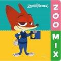 Walt Disney: Zootropolis - Zoo mix
