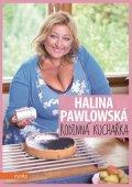 Halina Pawlowská: Rodinná kuchařka
