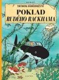 Hergé: Tintin 12 - Poklad Rudého Rackhama