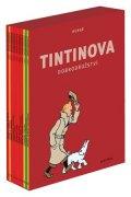Hergé: Tintinova dobrodružství - kompletní vydání 1-12