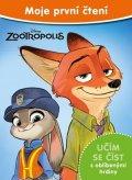 Walt Disney: Zootropolis - Moje první čtení